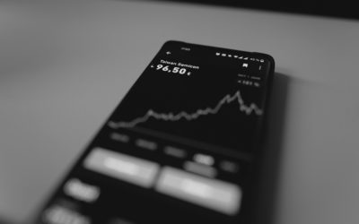 Developing mobile application predicting stock prices — concept